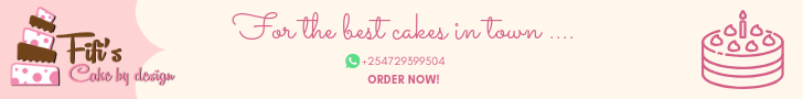 Fifi's Cakes By Design Advertisement
