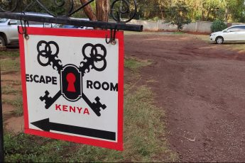 escape room kenya