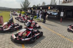 GP Karting at Whistling Morans